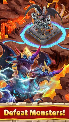 Castle Clash: Brave Squads (MOD) for Zopo Hero 1