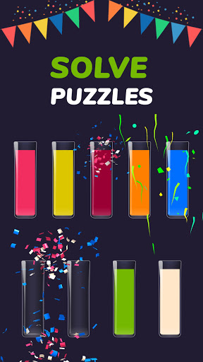Love Water – Color Sort Puzzle Game. Match & Relax