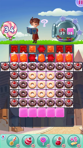 Jelly Blast: Relaxing Match 3