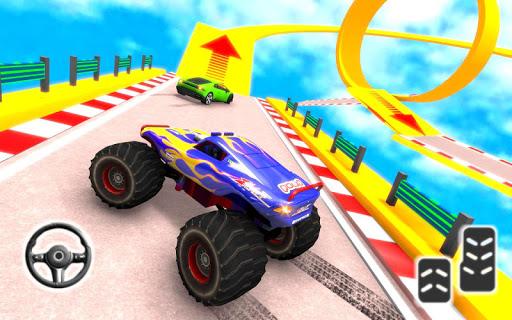 Car Racing Rebel - Monster Truck Car Games