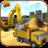 icon Heavy Excavator Crane 1.9