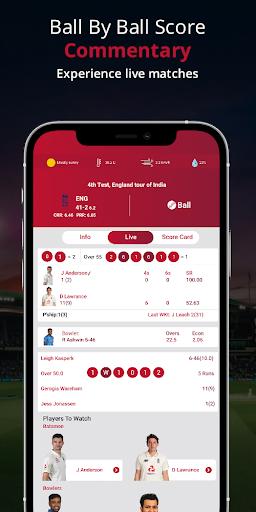 CricBlast: Live Cricket Score