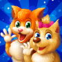 icon Cat and Dog
