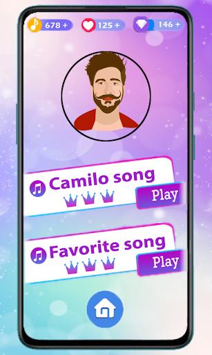 Camilo Vida De Rico Piano