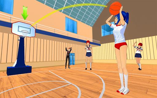 Anime High School Simulator: Yandere Girl Games 3D