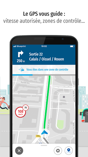 Mappy - Plan, Itinerary, GPS