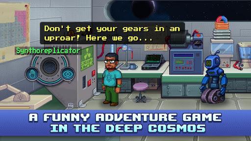 Odysseus Kosmos: Adventure Game
