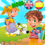 icon Learn Spanish English for Kids