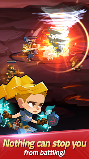 Dungeon Tactics : AFK Heroes