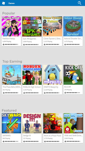 Download ROBLOX (MOD) APK for Android