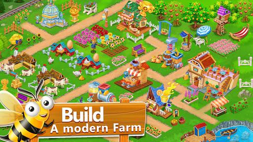 Farm Garden City Offline Farm