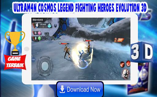 Ultrafighter3D : Cosmos Legend Fighting Heroes