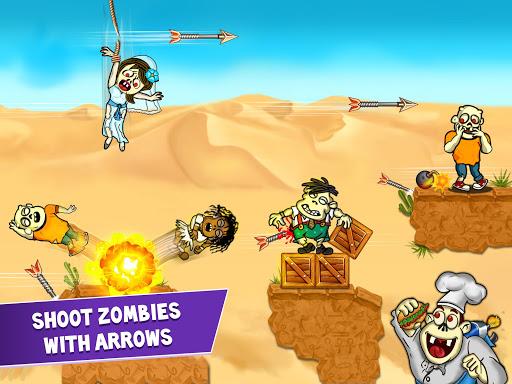 Archery Blitz - Shoot Zombies