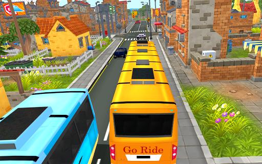 Subway Bus Racer