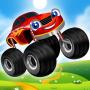 icon Monster Trucks Game for Kids