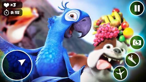 Jungle Birds 3D