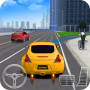 icon Racing Cars Drifting Drive