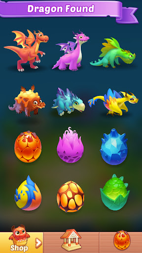 Solitaire Dragons