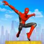 icon Miami Rope Hero Spider Gangster Crime City