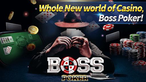 Boss Casino Poker Baccarat