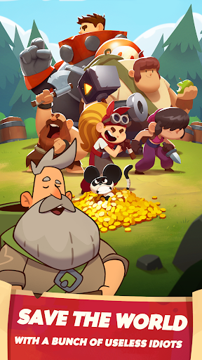 Almost a Hero - RPG Clicker Heroes