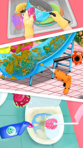 Sweet Baby Girl Cleanup 4
