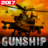 icon Gunship Helicopter 3D 3.9