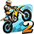 icon Mad Skills Motocross 2 2.2.1