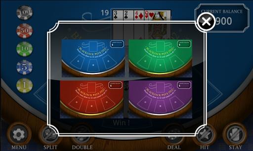 Blackjack Deluxe