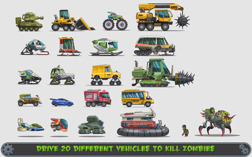 Download Zombie Hill Trip Derby Racing (MOD) APK for Android