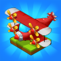 icon Merge Airplane