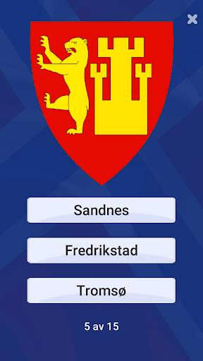 Quiz Norge