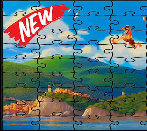 Jigsaw Luca & Alberto Puzzle Game