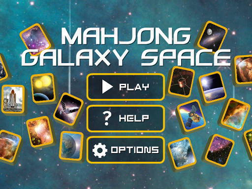 Mahjong Galaxy Space Lite-Free