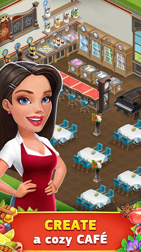 my cafe game hack apk download