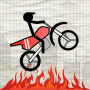 icon Stick Stunt Biker Free
