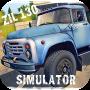 icon Russian Car Driver ZIL 130