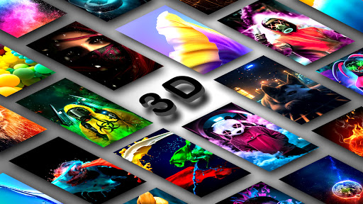 3D Parallax Wallpaper - 4D Wallpaper