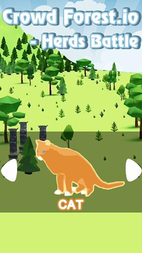 Crowd Forest.io - Herds Battle