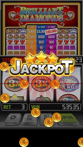 Brilliant Diamond Slot Machine