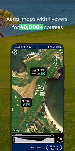 Golf GPS Rangefinder: Golf Pad