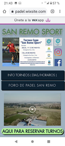 San Remo Sport
