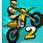icon Mad Skills Motocross 2 1.0.5