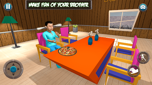 Scary Brother 3D - Siblings New Scary Games