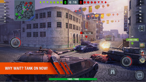 Download World of Tanks Blitz (MOD) APK for Android