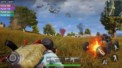 fps shooting games : commando offline gun games