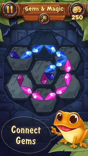 Gems & Magic adventure puzzle