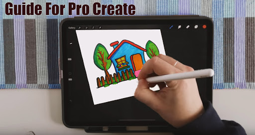 New Procreate Paint Free Painting Guide