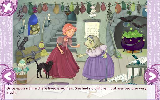 Thumbelina Free - Girls Games