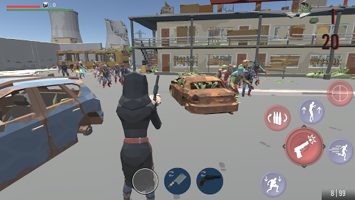 Mobile Zombies